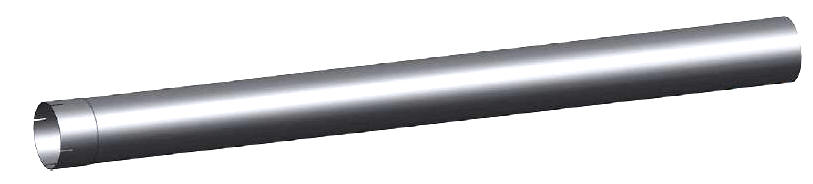 Kenworth Aerocab exhaust pipe